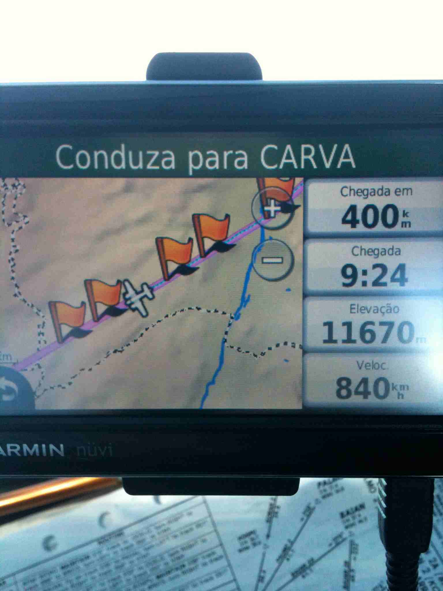 GPS GARMIN NUVI CONFIGURACION BANCO DE DATOS AERONAUTICO