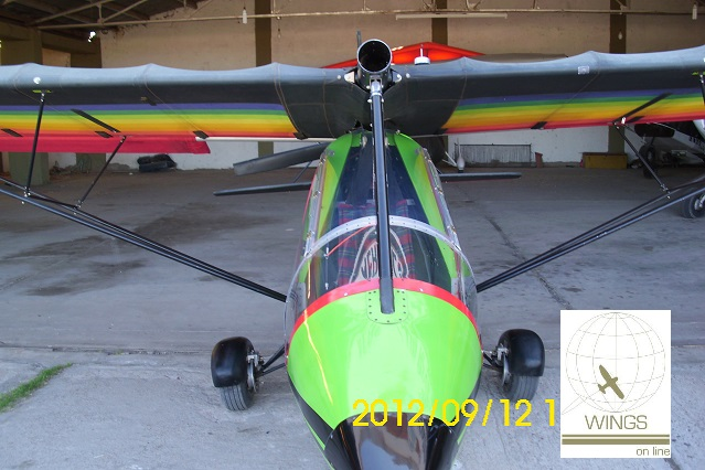 Flightstar Monoplaza Modificado – VENDIDO