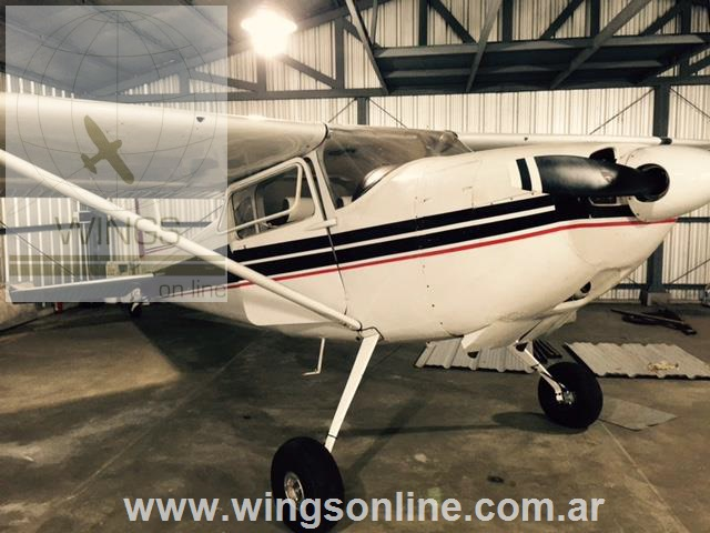 Cessna 180A Impecable
