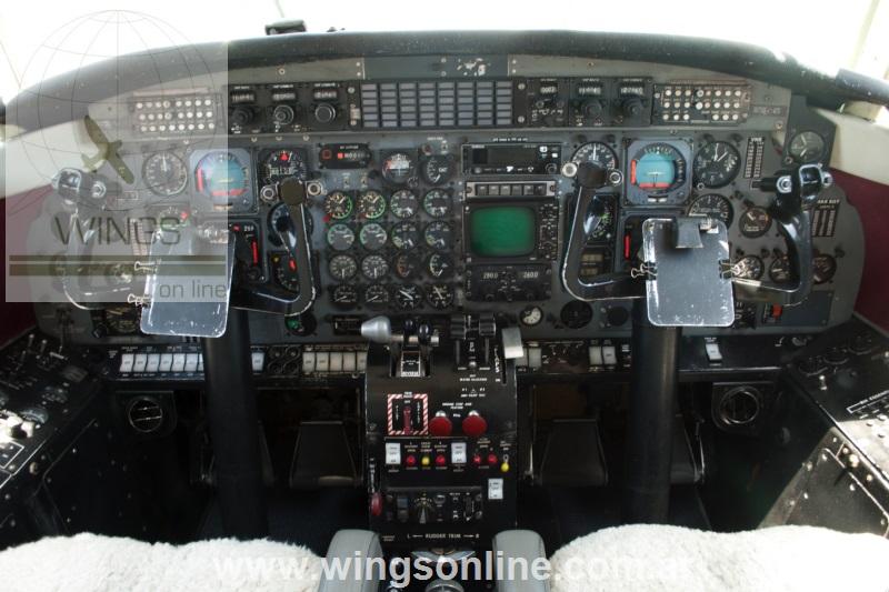 Fairchild SA-226-AT Metro II (Venta del 100% o parcial)