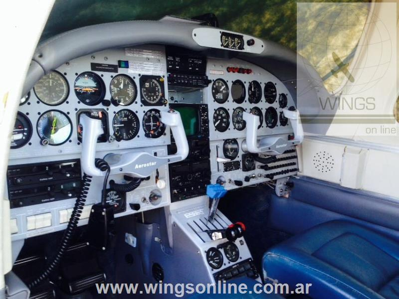 Piper PA-60-600A – Aerostar 600 – Full IFR  Precio en U$S oficial