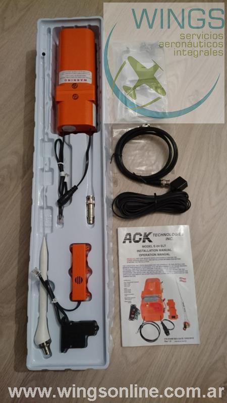 ELT ACK E-04