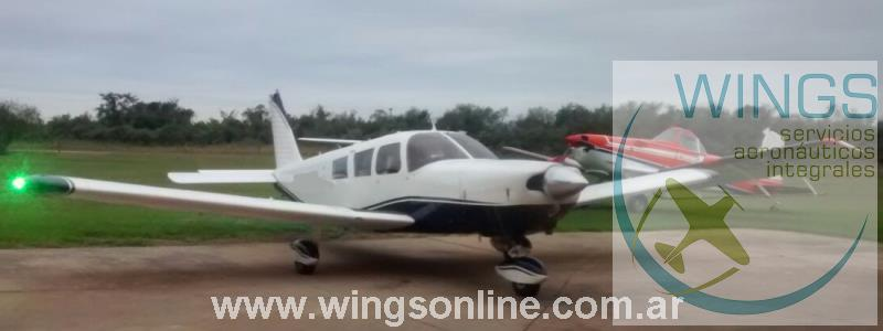 Piper pA-32-260 Cherokee Six