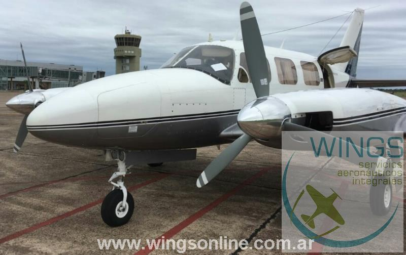 Piper PA-31-325 Navajo – FINANCIACIÓN