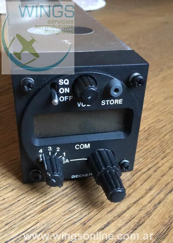 Radio Becker 3201