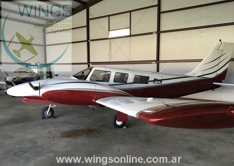 Piper Seneca II IFR