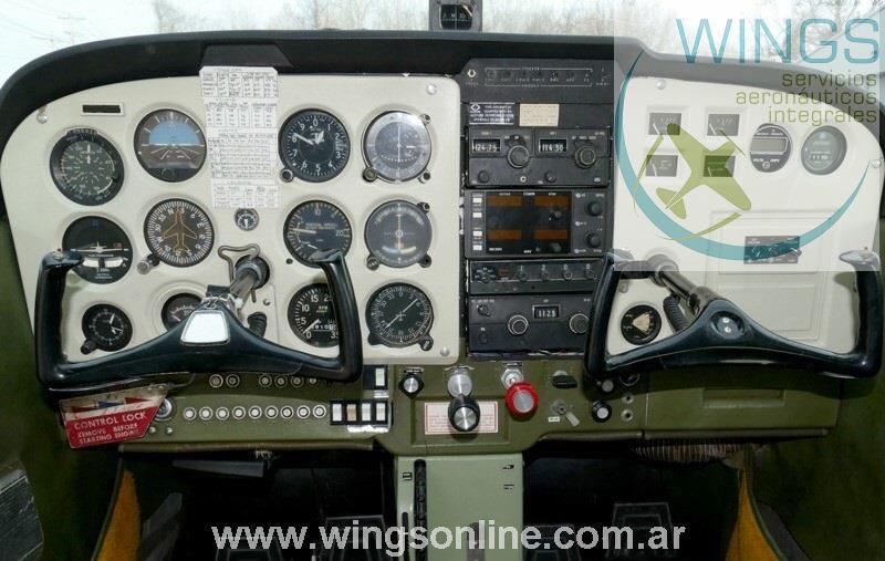 Cessna 172L IFR– EEUU