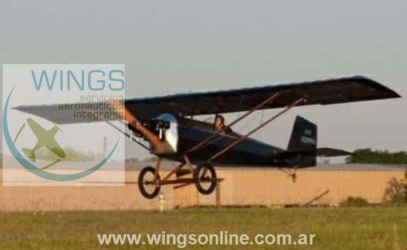 Pietenpol Aircamper – EEUU