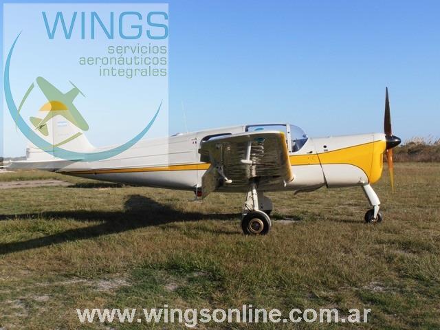 Norecrin 1203/II – Avión Historico – Financiado