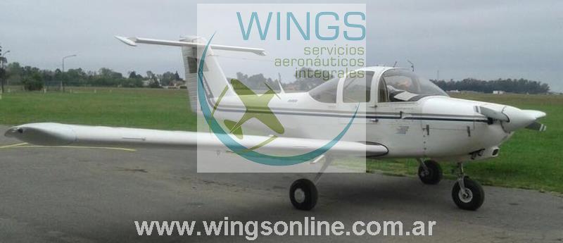 Piper PA-A-38-112 (Motor reciénte Overhaull)