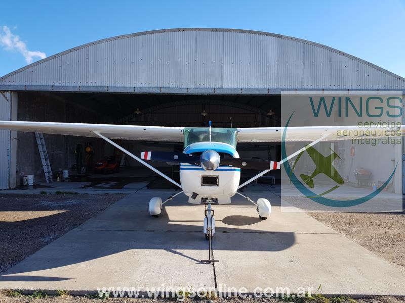 Cessna 182C Restringido
