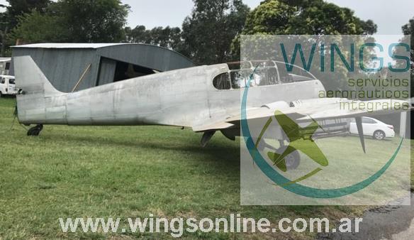 Aero 45 – A Restaurar