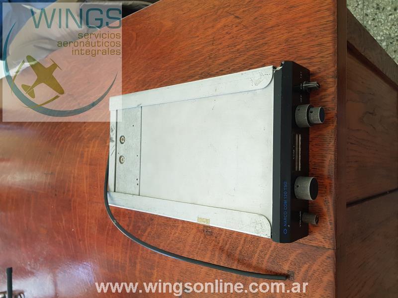 VHF Narco Com 120 TSO