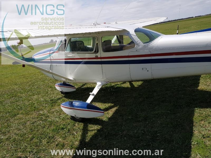 Cessna 172M, 150 HP