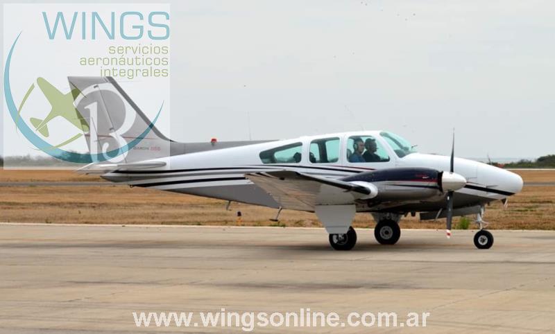 Beechcraft A55 Baron