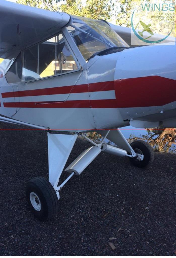 Piper PA-18 VENDIDO