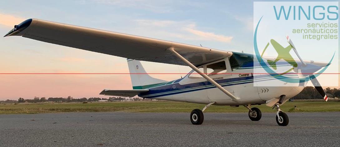 Cessna A-182-J (Categoria Normal / Restringido Remolque)