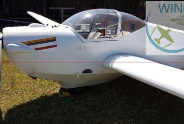 Scheibe SF-25C Falke Motoplaneador