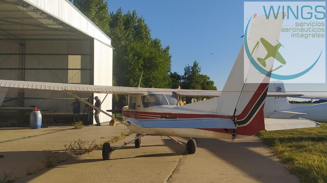 Cessna 152 con ILS – Oferta de la semana